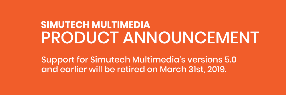 FAQs for customers who haven't yet moved to the new Simutech Training System
