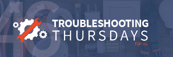 Troubleshooting Thursdays: What to Look for in a Training System—Part 10, Support (Tip 46)