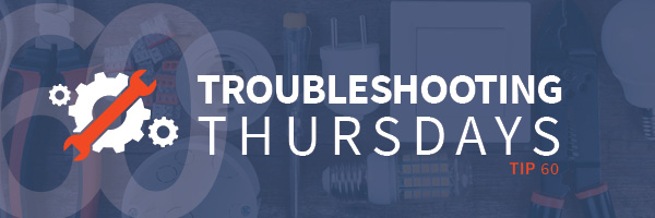 Troubleshooting Thursdays—Cutting through the digital noise: Data strategy in manufacturing, part 4 (Tip 60)