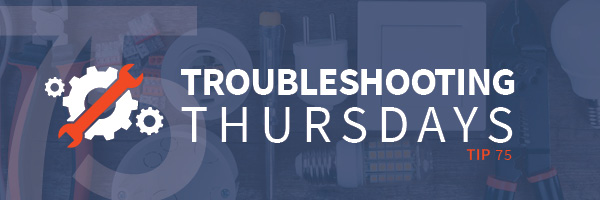 Troubleshooting Thursdays | Change management basics: How to manage change successfully, Part 3 (Tip 75)