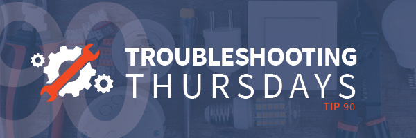 Troubleshooting Thursdays: Lowering Manufacturing Costs: Preventive, Predictive, and Condition-based Maintenance (Tip 90)