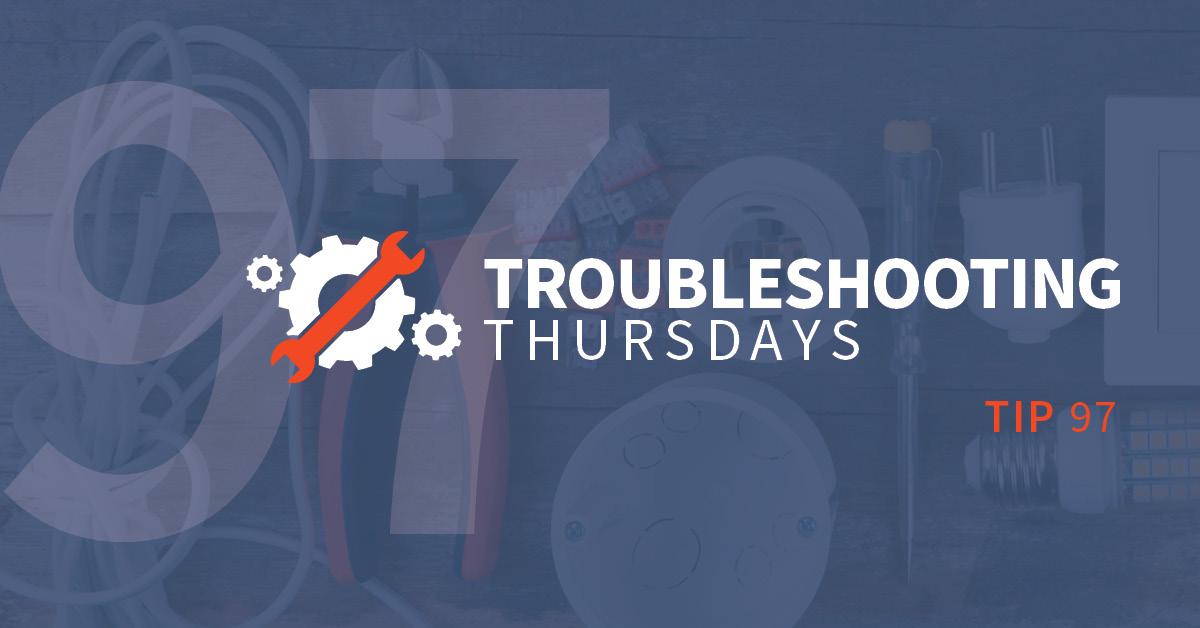 Troubleshooting Thursdays: Lean Manufacturing Part 2: 8 Ways for Your Enterprise to Get Lean (Tip 97)