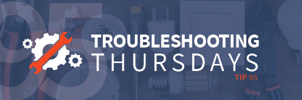 Troubleshooting Thursdays: Overall Equipment Effectiveness (Tip 95)