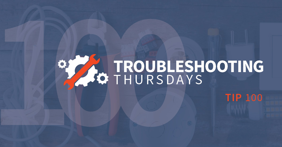 Troubleshooting Thursdays: Adaptive Learning, Part 1: Overview (Tip 100)