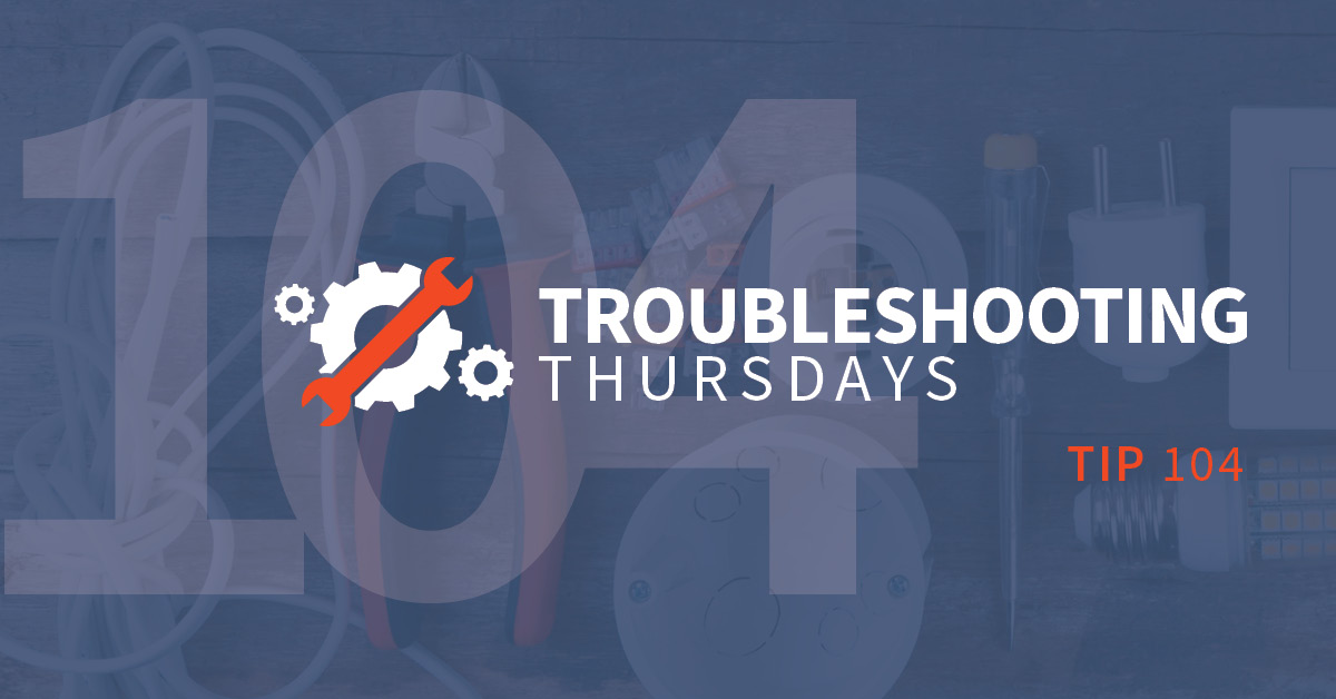 Troubleshooting Thursdays:   Adaptive Learning, Part 4b: The Future of Learning, continued (Tip 104)