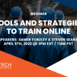 Webinar: Tools and Strategies to Train Online