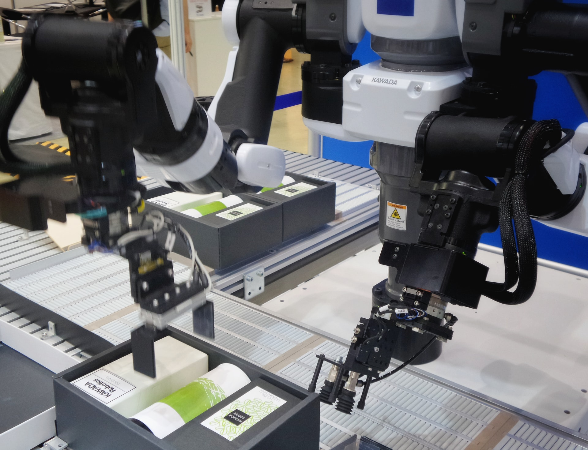 The Impact of Robots and Automation In Manufacturing