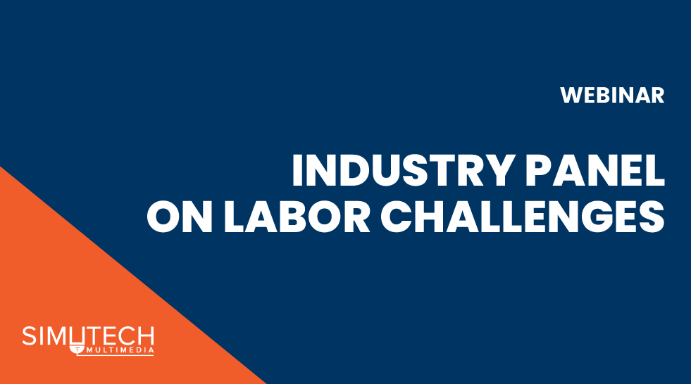 Industry Panel on Labor Challenges Webinar