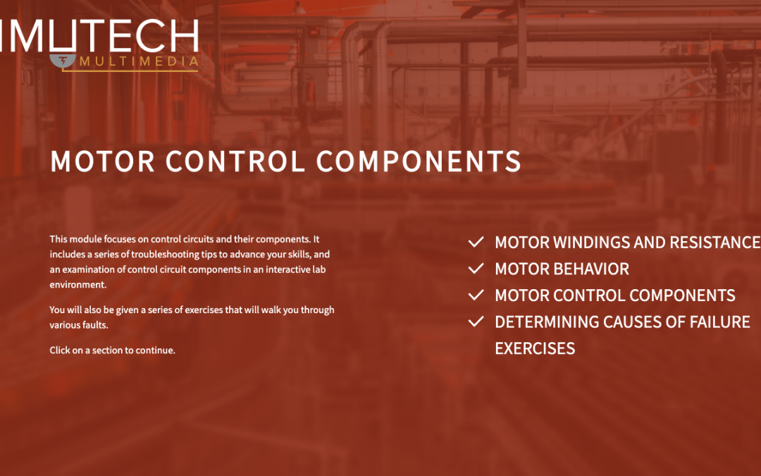 An Inside Look At Our New Motor Control Components Module