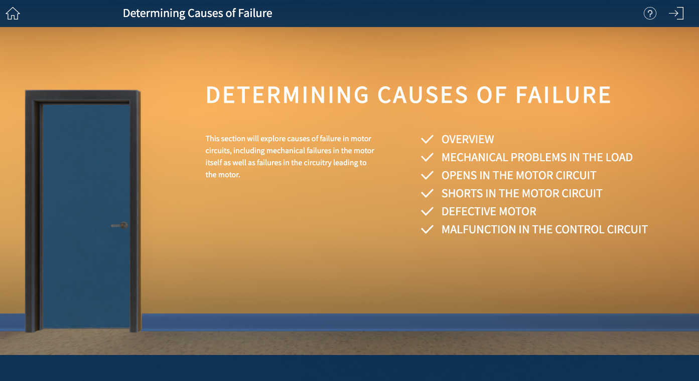 Determining Causes of Failure