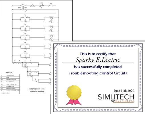 TCC Certificate