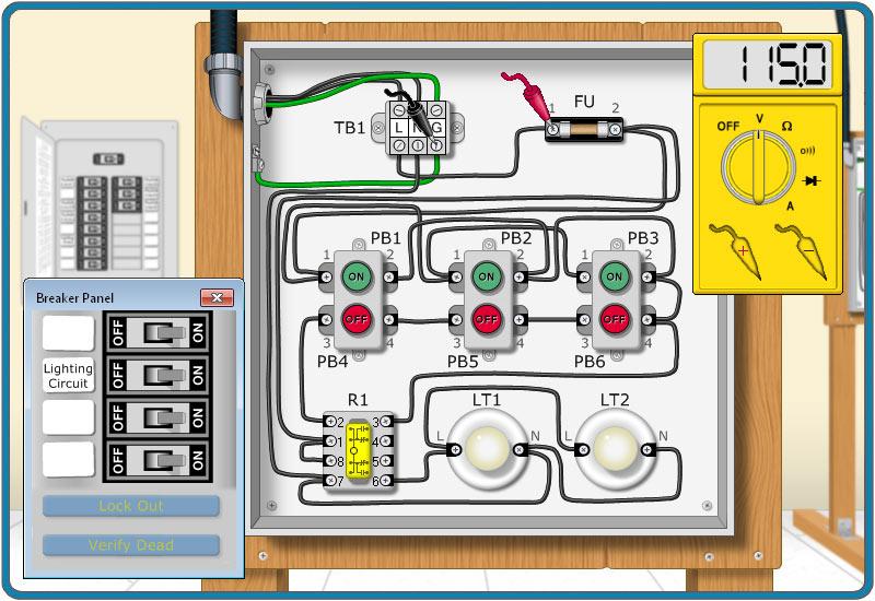 Troubleshooting Electrical Circuits (TEC) | Simutech Multimedia