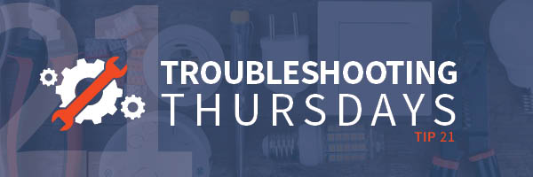 Troubleshooting Thursdays: Calculating your training ROI  (Tip 21)