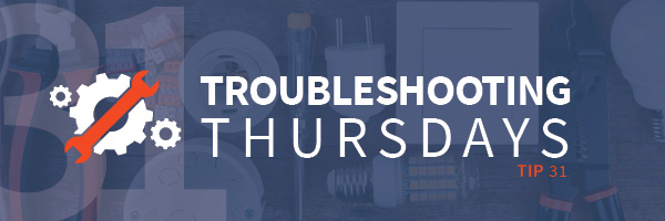 Troubleshooting Thursdays:  Calculating the ROI of Training, Part 3 [ROI Calculator] (Tip 31)