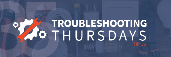 Troubleshooting Thursdays: What to look for in a training solution: Top 11 things you need to consider (Tip 35)