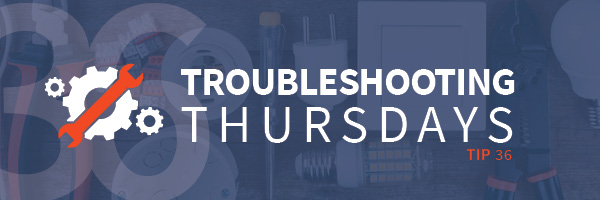 Troubleshooting Thursdays: What to look for in a training solution, Part 2: Ease of training implementation and access (Tip 36)