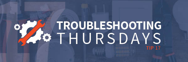 Troubleshooting Thursdays: The ultimate Systematic Troubleshooting Approach recap (Tip 17)