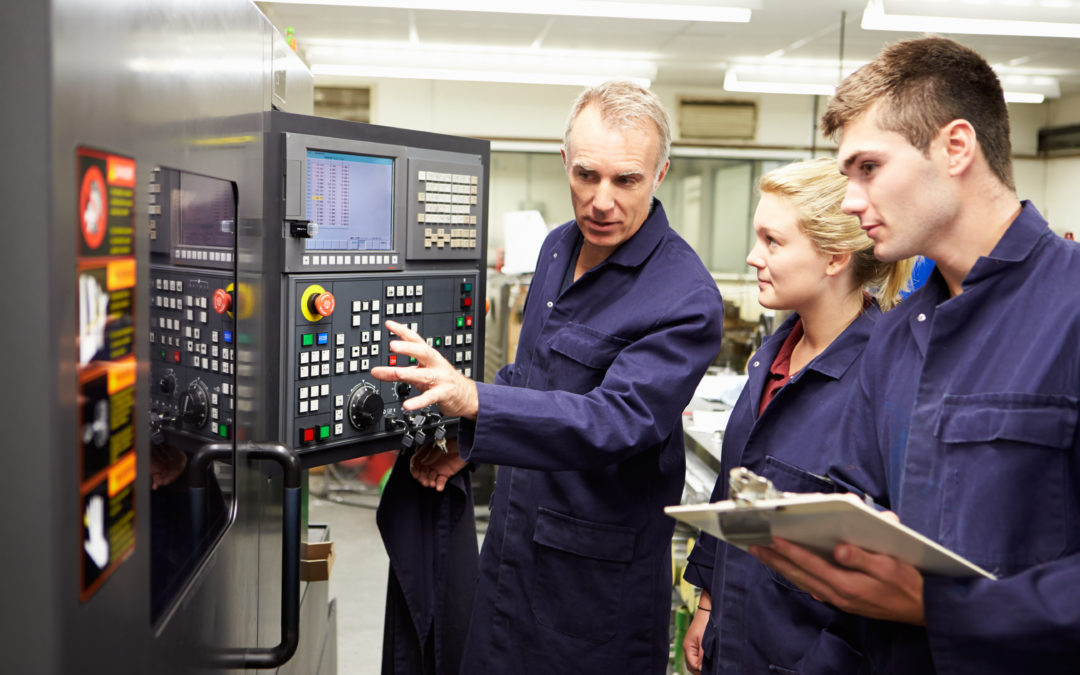The Talent Shortage, What it's Costing Manufacturers